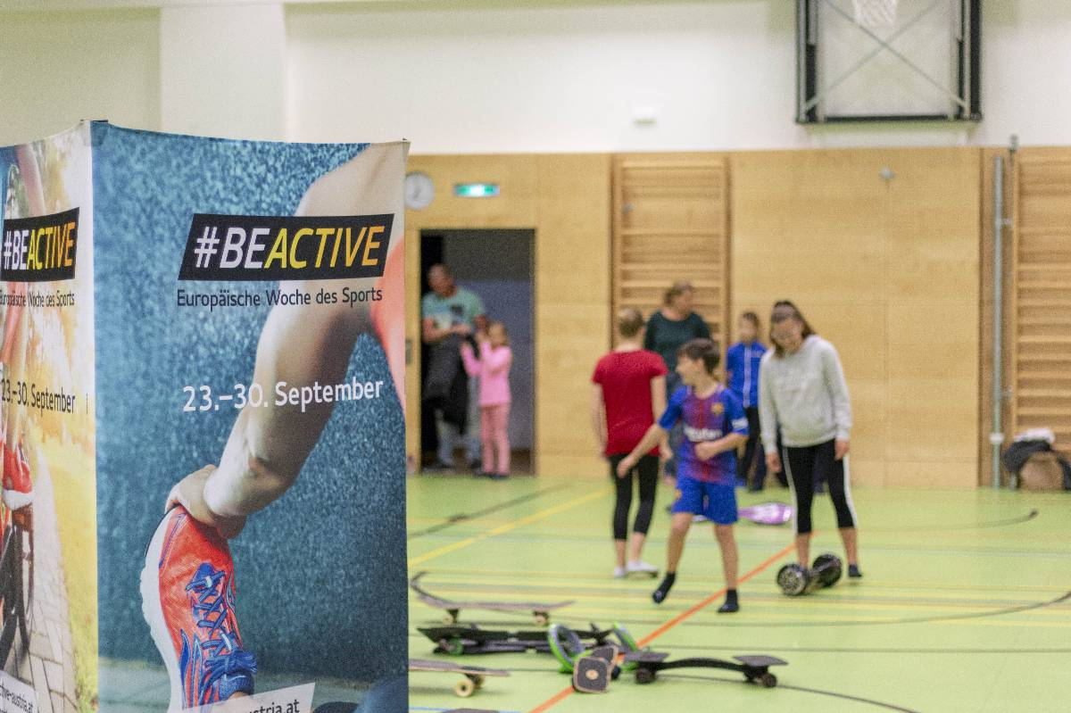 #BeActive Night 2020 - Sei dabei!