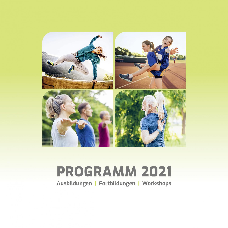 ASVÖ Ausbildungsprogramm 2021