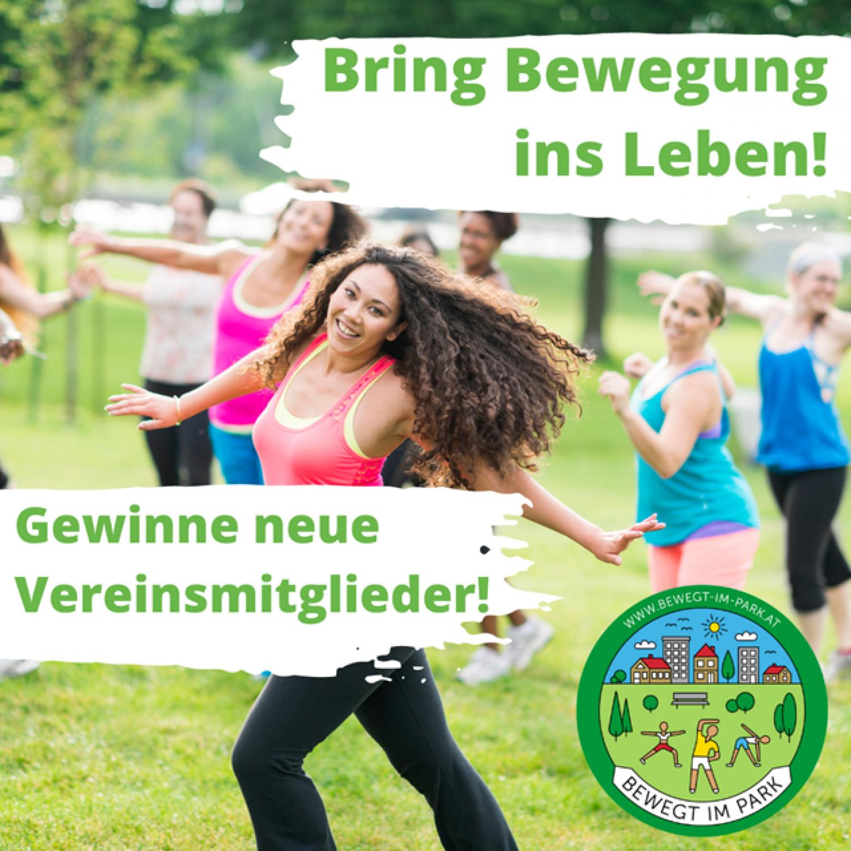 Bewegt im Park - Bring Bewegung ins Leben!