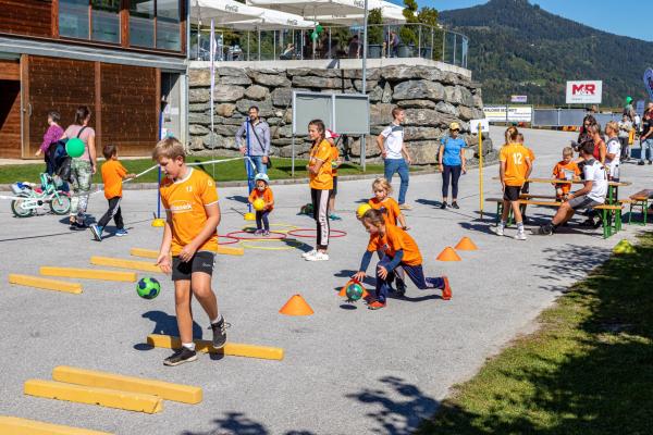 Handball (© Unterberger)