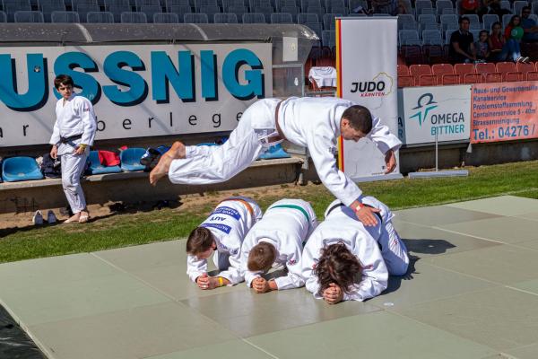 ASVÖ Judo Feldkirchen (© Unterberger)