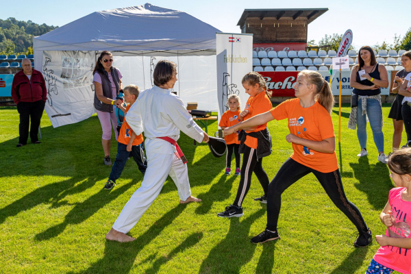 Taekwondo (©Unterberger)